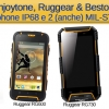 Guida all'acquisto: smartphone Enjoytone, Ruggear e Bestore IP68 e MIL-STD 810G [2016]