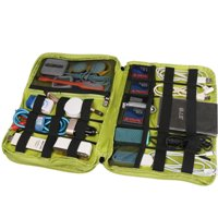 Universal Double Layer Travel Gear Organiser