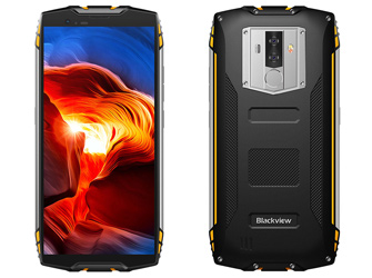 Blackview BV6800 Pro IP68/X9K + MIL-STD-810G