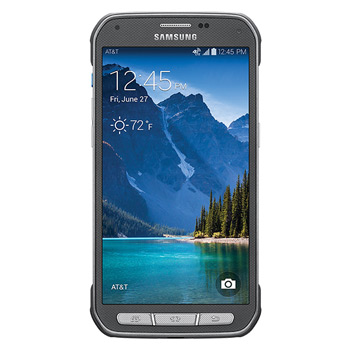Samsung Galaxy S5 Active Titanium Grey 01